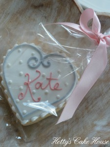 Kate cookie