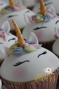 unicorn cupcake single