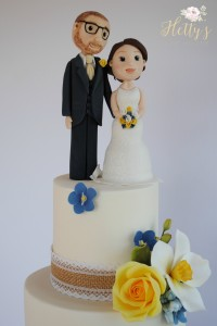 May day wedding figures