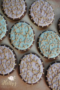 Filigree cookies 2