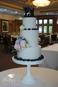 Amy wedding cake