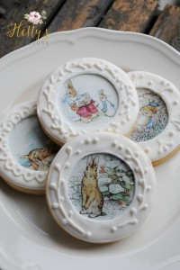 Beatrix potter cookies 3